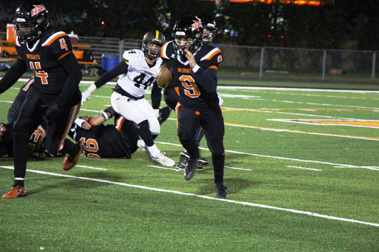 HS Football: Hasbrouck Heights Rallies Past Cresskill 38-25