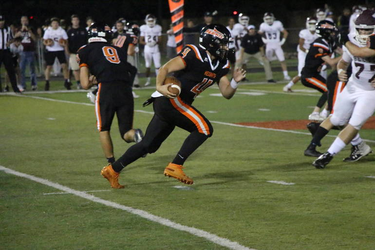 Hasbrouck Heights Graduates Continue to Make their Marks on Collegiate Teams