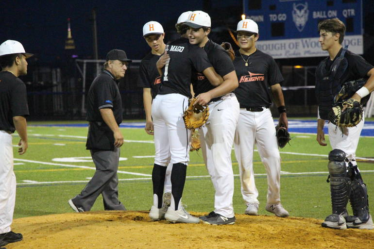 EDIT Mario G replaces Spencer on the mound.jpg