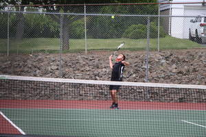 HS Boys Tennis:  Hasbrouck Heights Improves to 6-1 With Win Over Becton