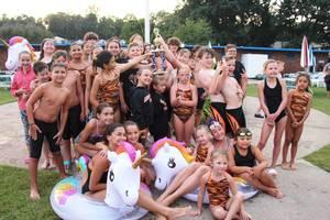 Hasbrouck Heights, summer swim team