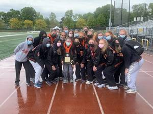 HS Track:  Hasbrouck Heights Girls Win County Relays, Boys Third