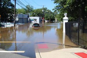 River Road, Garfield, Lodi, Ida, flooding