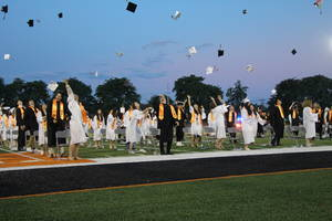Hasbrouck Heights High School Class of 2021 Grads Receive the Keys to Success