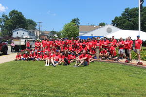 Wood-Ridge Sees Record Turnout for Annual Keep Wood-Ridge Beautiful Day