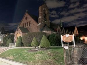 Corpus Christi Church Celebrates the Holy Eucharist, or Body of Christ