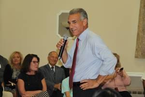 gubernatorial candidate, Jack Ciattarelli, Republican