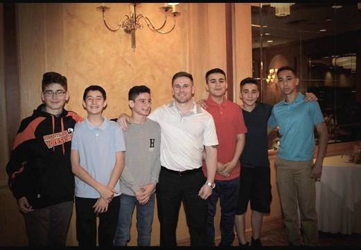 Top story 29fcabf2fc0369175bdb edit lightened 2019 8th graders at end of year dinner