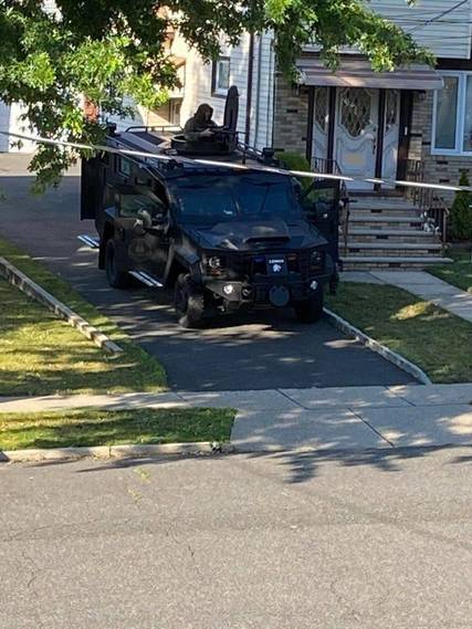 Top story 64b1d92b33c61da5be11 edit 2020 swat vehicle in driveway july 9 2020 from linda byrne