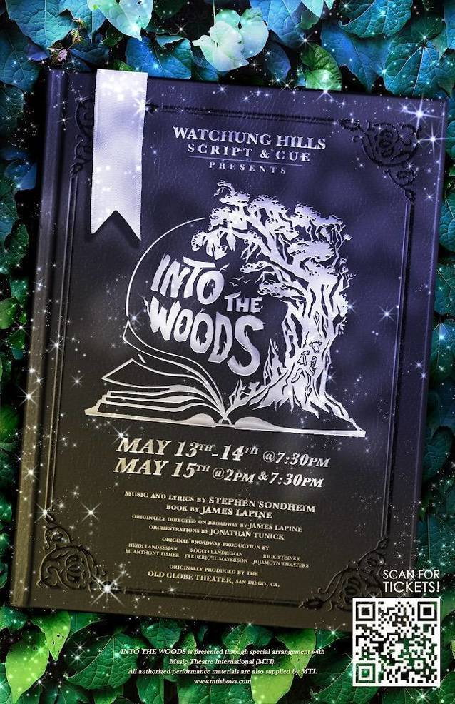 Watchung Hills Presents 'Into the Woods'