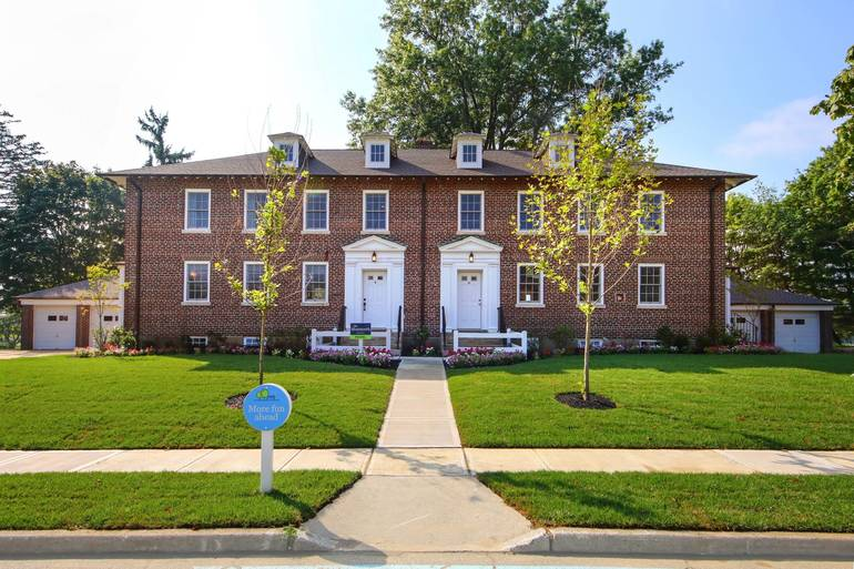 Jersey City/Hoboken Residents Seeking Jersey Shore Lifestyle and  Maintenance-Free Environment Turn to East Gate in Historic Fort Monmouth