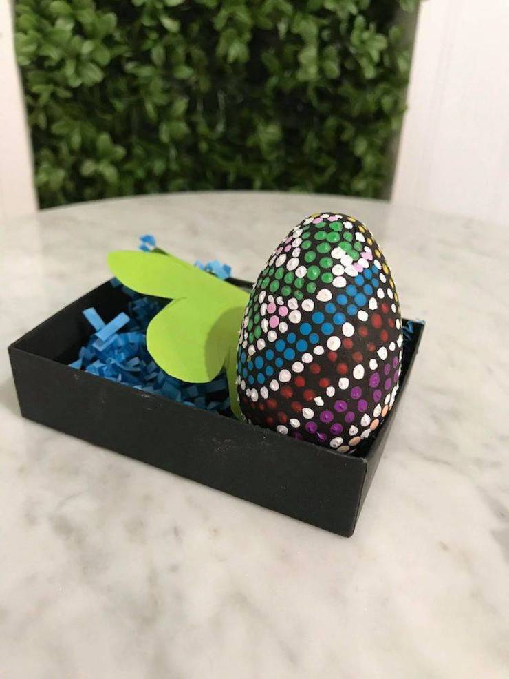 Awarded for Eggcellence