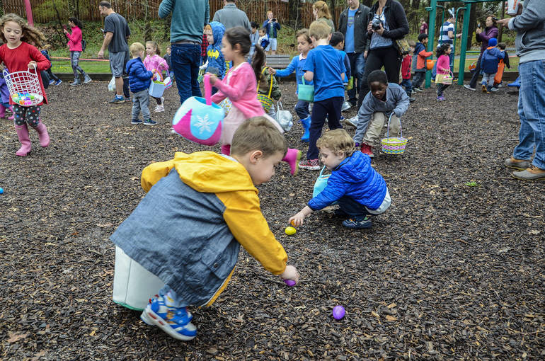 Fanwood Easter Egg Hunt