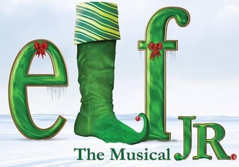 Wharton Institute for the Performing Arts Presents Elf Jr December 6, 7 & 8