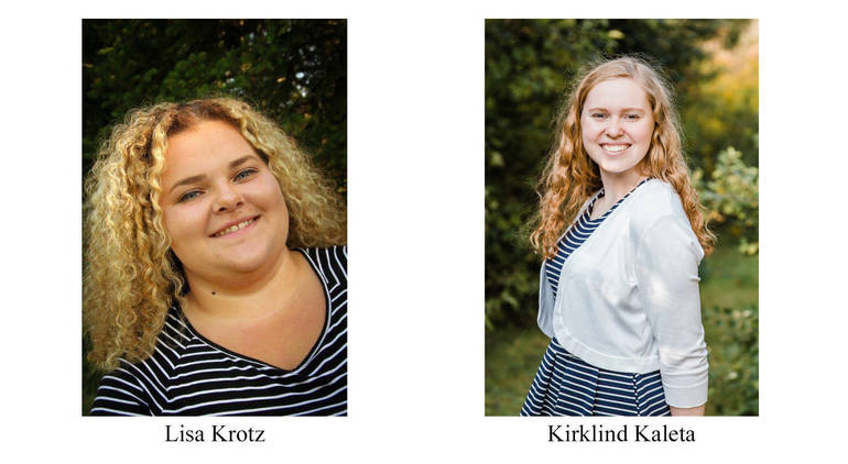 Two Ellicottville Graduates Receive CRCF Scholarships