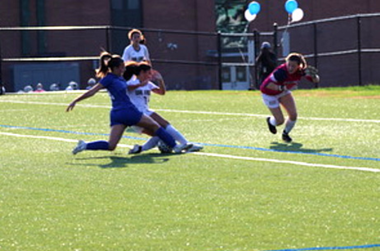 Scotch Plains-Fanwood senior Emma Route (50)