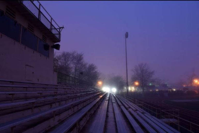 Empty Bleachers a submission in the Red Bank Always Beautiful photo contest.jpg