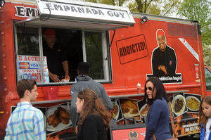Scotch Plains-Fanwood HS Food Truck Festival Rolls Into Town on May 2