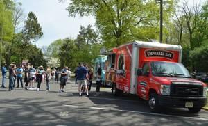Scotch Plains-Fanwood HS Food Truck Festival Raises $12,000 for Class of 2021 Senior Events (VIDEO)