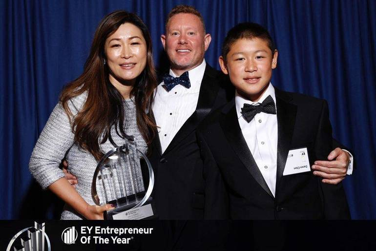 Two NJ Entrepreneurs of the Year Put Belmar on the Map for Business Success