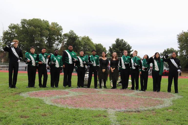 35th South Plainfield High School Marching Band Competition - a Success!