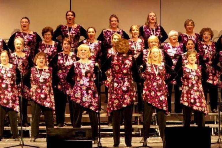 Hickory Tree Chorus in Concert