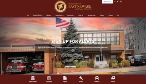 East Newark's New Website is an Easy Way to Share Information with Citizens