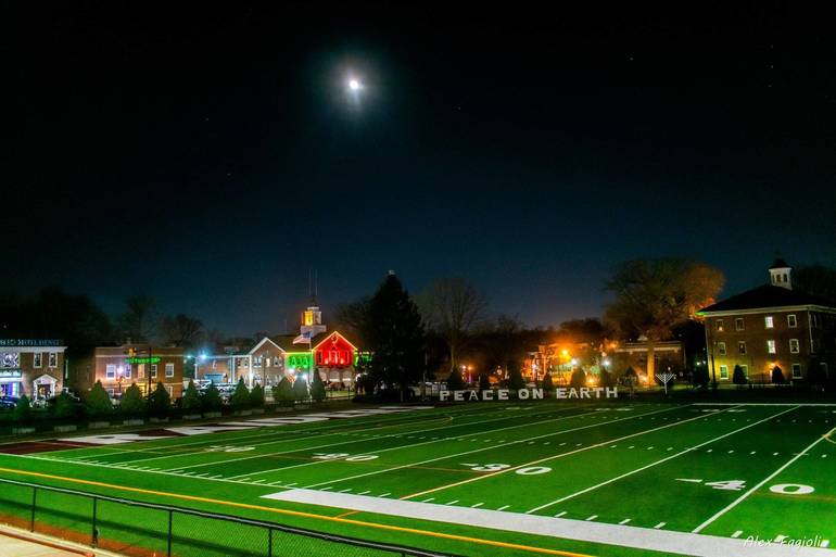 Nutley To Get Lit For The Holidays Monday In Virtual Ceremony from the Park Oval