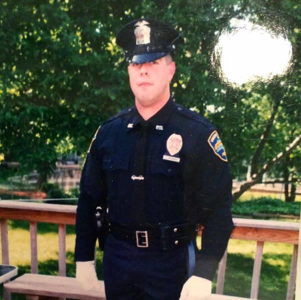 Scotch Plains resident Ernie Hernandez is a retired SPPD police officer.