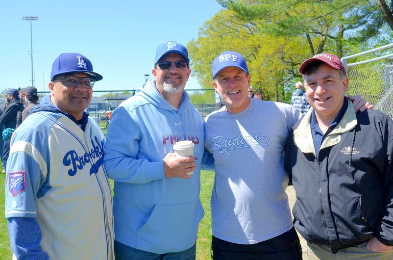 Baseball: Scotch Plains-Fanwood High School Retires Eddie Reilly's No. 26