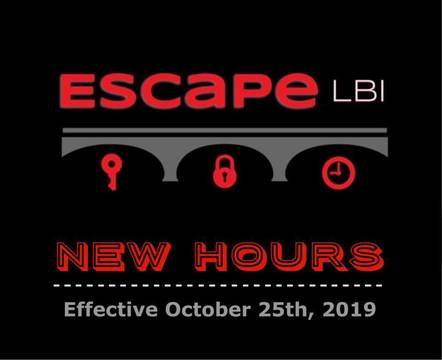 Top story 891512e932a9b6d7a3ab escape lbi new hours