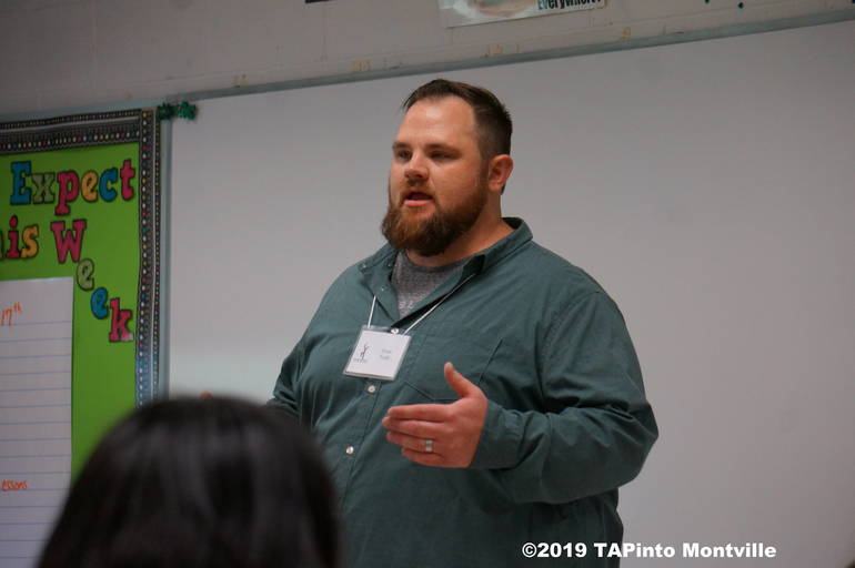 Evan Todd speaks at Lazar ©2019 TAPinto Montville   3.JPG