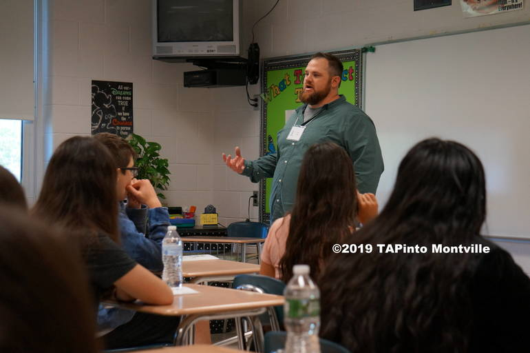 Evan Todd speaks at Lazar ©2019 TAPinto Montville   5.JPG
