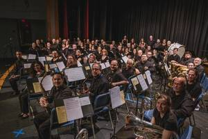 Lincroft: Colts Neck Community Band will present a free concert on the lawn at the Mansion of Thompson Park