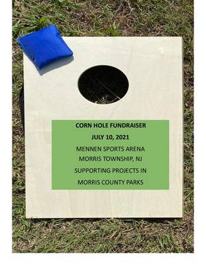 Cornhole Tournament Supports Parks
