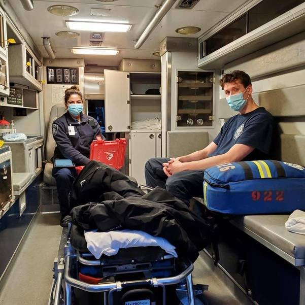 Citing Pandemic Response, Contract Seeks to Supplement Hoboken Volunteer Ambulance Corps