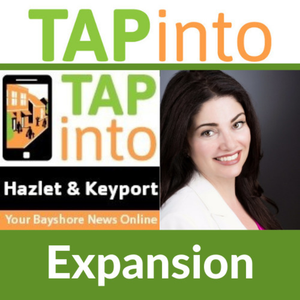 Jeanne Wall Expands Her TAPinto Network With TAPinto Hazlet/Keyport