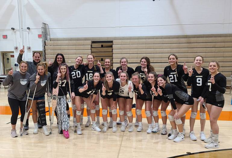 Revenge is Sweet as Southern Girls Volleyball Defeats Cherokee in South Jersey Group IV Championship