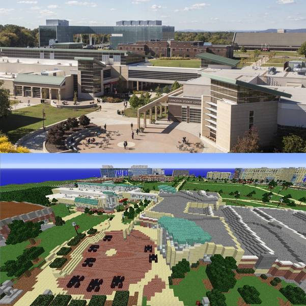 South Plainfield's Ryan Carey Helping to Rebuild Garden State One Minecraft Block at a Time