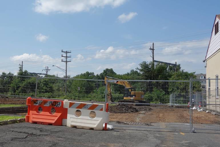 Work on Berkeley Heights Municipal Complex Is Underway