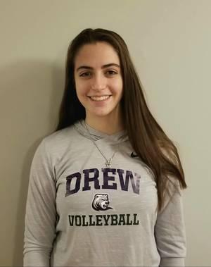 Randolph's Gabi Trinker Commits to Play Volleyball at Drew University