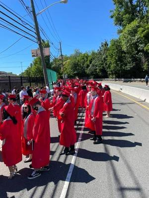 Bloomfield High School Holds Graduation Ceremony
