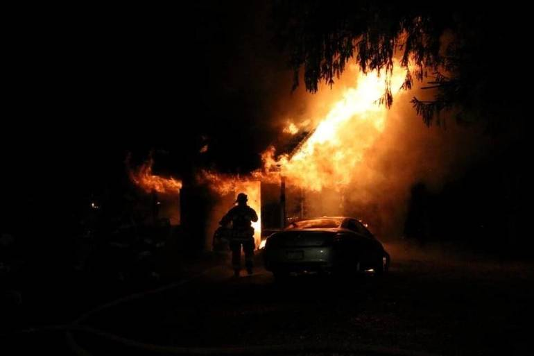 Chapel Hill: Family Pet Lost in Middletown Home Fire