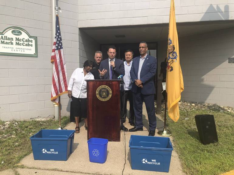 Mayor Andre Sayegh: Bolstering Recycling Bolsters Revenues