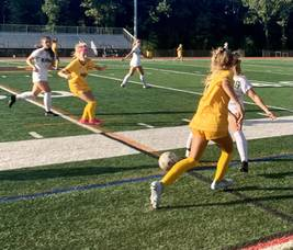 WHRHS Girls Soccer: Watchung Hills Shuts Out Ridge, 3-0