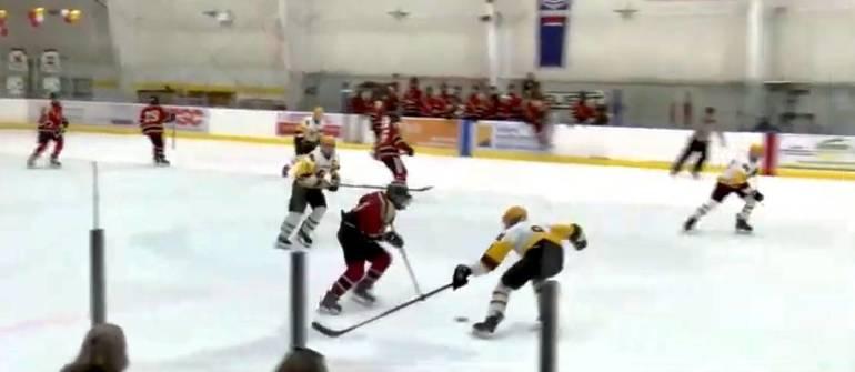 WHRHS Hockey: Watchung Hills Slaps Hillsborough, 3-1
