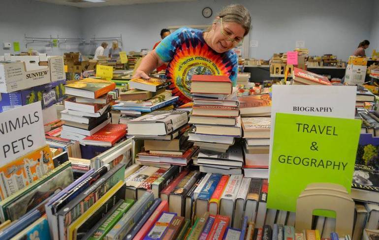 Friends of the Fanwood Library Book Sale