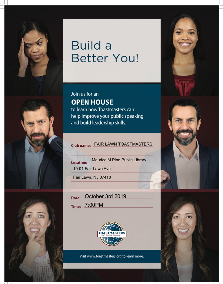 Fair Lawn Toastmasters OpenHouse Oct2019.png