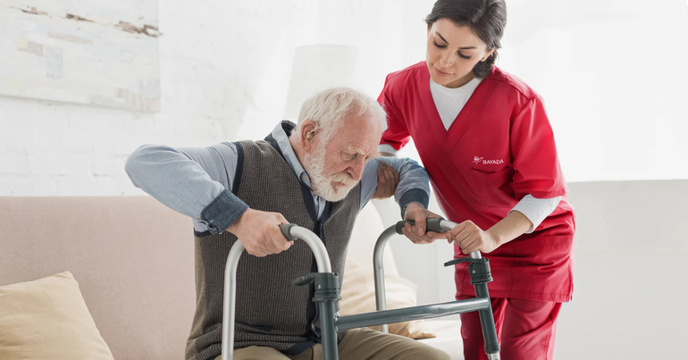 Fall Prevention: Safety in the Home