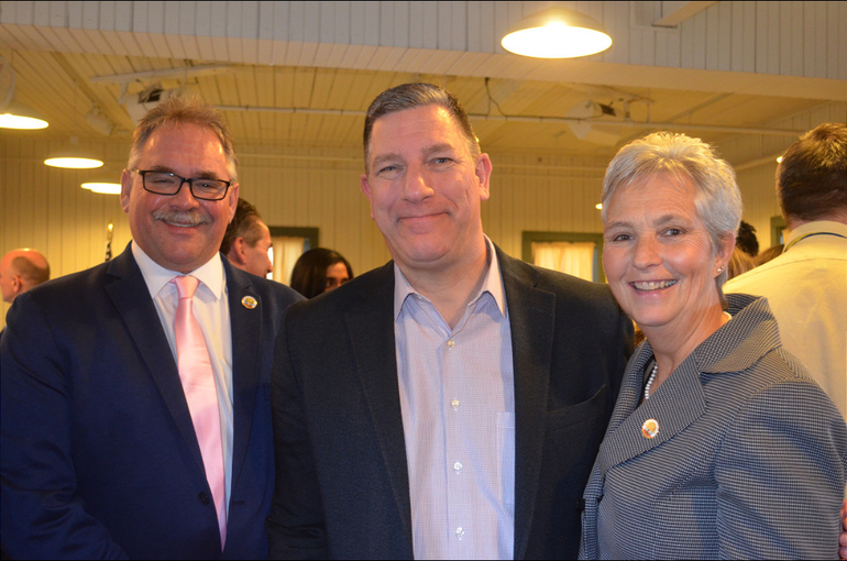Fanwood DPW Director Clint Dickson, Attorney Russ Heugel, and Councilwoman Trish Walsh.png